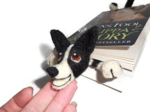 Collie SPLAT Bookmark